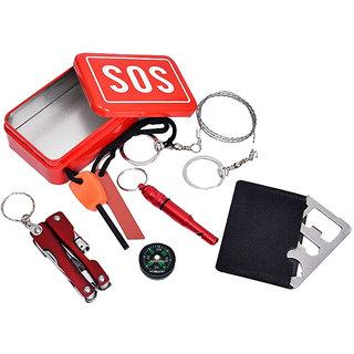 Futaba Outdoor Survival Travel Tool Kit