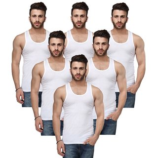 Men's Gym Vest Pack Of 6