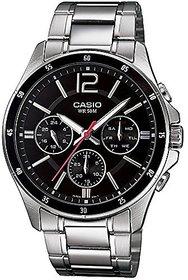 Casio Quartz Black Round Men Watch A832