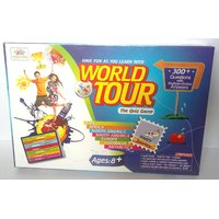 World Tour – Quiz Game – General Knowledge Game Learn Geography