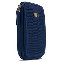 Case Logic EHDC-101Blue Hard Shell Case For 2.5-Inch Po