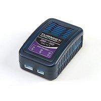 Turnigy E3 Compact 2S/3S Lipo Charger 100-240v (US Plug