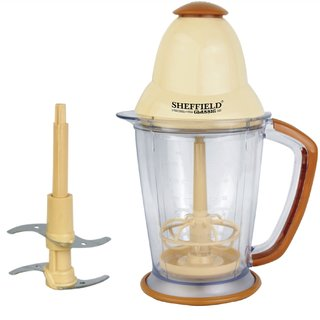 Sheffield Classic SH-9024 FOOD-CHOPPER 200 W Food Processor (Multi-Color)