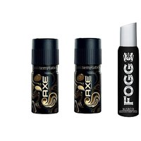 Two Axe Spray Deodorant With Fogg Deo (Set of 2)