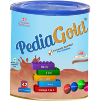 PEDIA GOLD CHOCOLATE 400GM