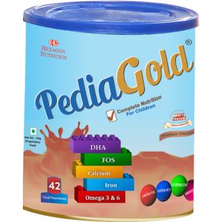 PEDIA GOLD CHOCOLATE 400GM