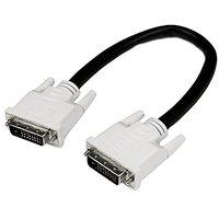 StarTech.com DVIDDMM1 1-Feet DVI-D Dual Link Cable - M/