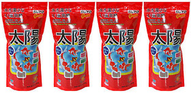 Taiyo Fish Food Pouch Aquarium 4 X 100g