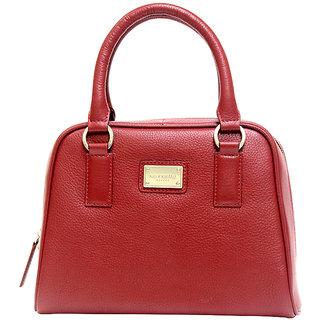 47983b35aa9d La Roma Genuine Leather Ladies Handbag