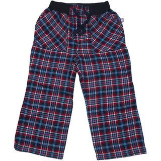 Hugabug Boys Check Pant in Organic Cotton