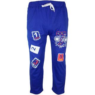 Track Pants Sports Blue