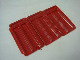 Aquarium Top Cover Tiles Red Color (20 pieces)