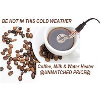 Mini Milk, Water heater and coffee heater