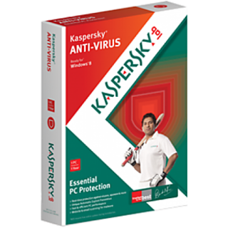 Kaspersky Anti-Virus-1PC-1Year