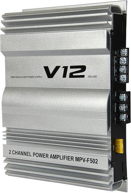 V12 - 2 Channel Power Amplifier