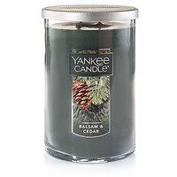 Yankee Candle Company Balsam & Cedar Large 2-Wick Tumbl