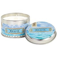 Michel Design Works Soy Wax Candle, Travel Tin Size, Be