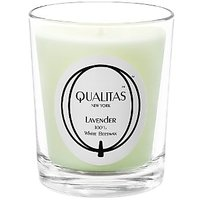 Qualitas Beeswax 6-1/2-Ounce Candle, Lavender Scented