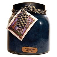 A Cheerful Giver Blueberry Muffins Papa Jar Candle, 34-