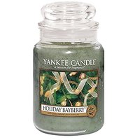 Yankee Candle Company Holiday Bayberry Large Jar Candle