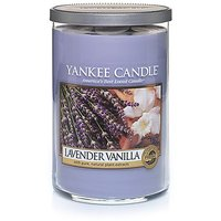 Yankee Candle Company Lavender Vanilla Large 2-Wick Tum