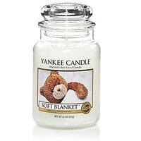 Yankee Candle Company Soft Blanket Large Jar Candle