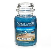 Yankee Candle Company Turquoise Sky Large Jar Candle
