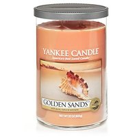 Yankee Candle Company Golden Sands Large 2-Wick Tumbler