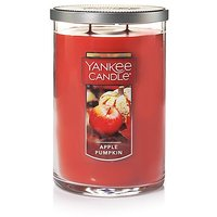 Yankee Candle Company Apple Pumpkin Large 2-Wick Tumble