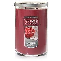 Yankee Candle Company Cranberry Chutney Large 2-Wick Tu