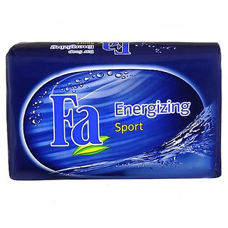 Imported Fa Energizing Sport Soap - 175 Gm (Combo Pack of 6)
