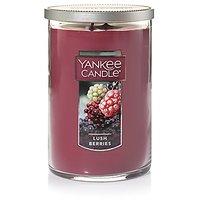Yankee Candle Company Lush Berries Large 2-Wick Tumbler