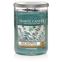 Yankee Candle Company 1185965Z Eucalyptus Large Jar Can
