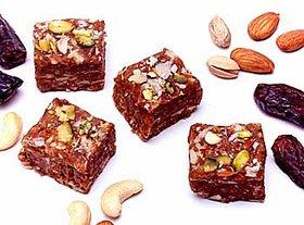 Sugarfree Khajur Barfi 250 Gms