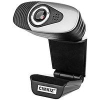 Cimkiz A871 Web Camera,USB Webcam,Web Cam Desktop Camer