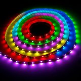 5 Meters Cuttable Led Lights Strip Roll For Car - Multi-Color Leds