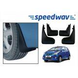 Speedwav Car Mud Flaps For Hyundai Eon Set Of Four Pieces