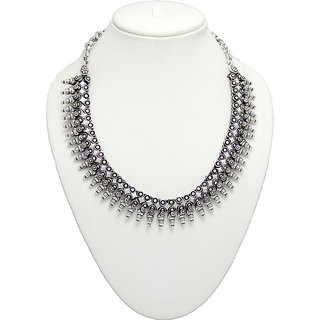 German Silver Necklace for Women SGM810