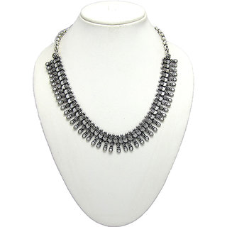 German Silver Necklace for Women SGM809