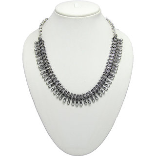 German Silver Necklace for Women SGM808