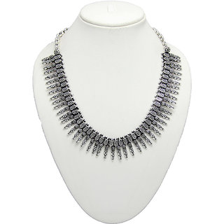 German Silver Necklace for Women SGM806