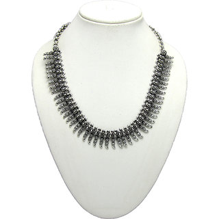 German Silver Necklace for Women SGM804