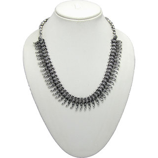 German Silver Necklace for Women SGM801