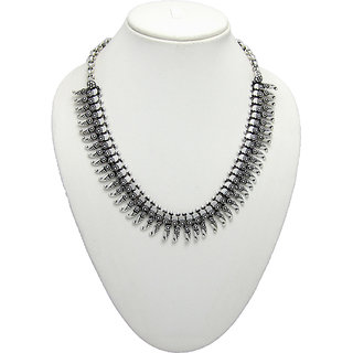 German Silver Necklace for Women SGM800