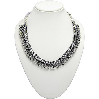 German Silver Necklace for Women SGM816