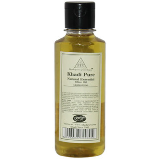 Khadi Pure Natural Essential Olive Oil