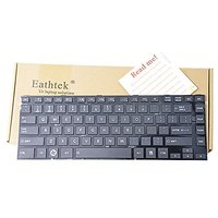 Eathtek Replacement Keyboard With Frame For Toshiba Sat