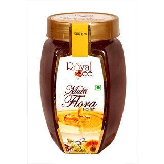 Multiflora Honey 500 gm