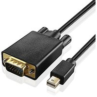 TNP Mini DisplayPort To VGA Adapter Cable (15FT) - Thun