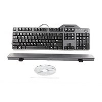 Dell KB813 Black USB English Keyboard With Smart Card R